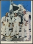 1969 Crew Signed Lithograph Apollo 12