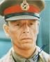 Actor Edward Fox signed 10x8 photograph