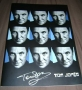 Tom Jones hand-signed Concert Programme